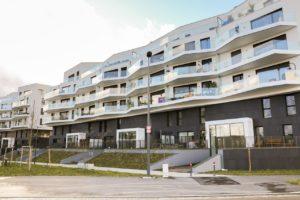 Immeubles d'appartements à Luxembourg